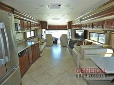 Used 2014 Thor Motor Coach Tuscany XTE 40GQ Motor Home Class A - Diesel at General RV | Huntley, IL | #129337