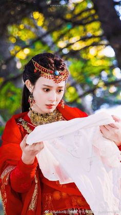 Kina Shen, Cute Asian Guys, Chinese Movies, Fantasy Dress, Couple Aesthetic, Oriental Fashion, Chinese Actress, Hanfu, Girls In Love