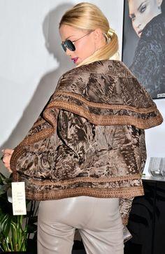 Gabriel Pisani Breitschwanz Swakara FUR Jacket Like Mink Chinchilla Sable Lynx | eBay