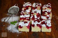 Prajitura simpla cu visine - CAIETUL CU RETETE Deserts, Pie, Dishes, Food, Torte, Cake, Fruit Cakes, Tablewares, Essen