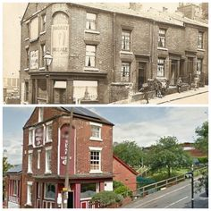 Sheaf View Hotel Sheffield Pubs, Sheffield England, Sources Of Iron, Nostalgic Images, Derbyshire, Old Pictures, Old Houses, Yorkshire, Britain