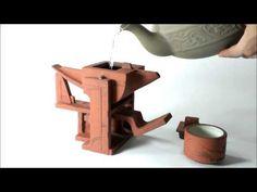 ceramics interactive by Cho Ming Shun