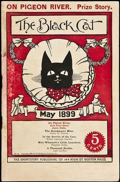 The Black Cat, May 1899. Boston, Shortstory Publishing Co., 1899.