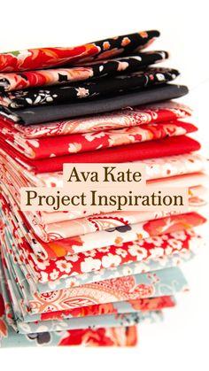 Ava Kate Project Inspiration