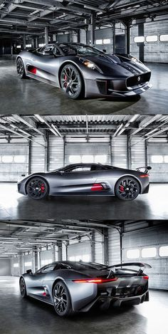 '' Jaguar C-X75 Hybrid Sport Car '' Cars Design And Concepts, Best Of New Cars, Awesome Cars