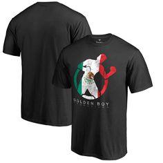 Golden Boy Promotions Fanatics Branded Mexico Pride T-Shirt - Black - $29.99