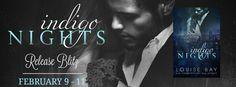 INDIGO NIGHTS by Louise Bay  Release Blitz