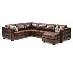 Palliser Barrett Sectional | Palliser Furniture