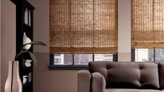 Home Interiors: Fantastic Bamboo Blinds Cut To Fit Also Bamboo Blinds Custom Size from Bamboo Blinds Ideas