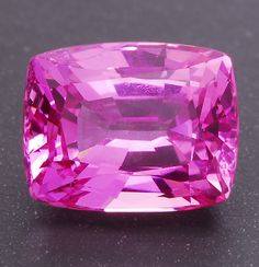Light purple  Spinel cushion weighing 1.05cts, from Mahenge, Tanzania