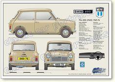 MINI 850 1969-80 (MKIII)