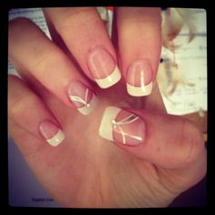 Year 12 prom nails