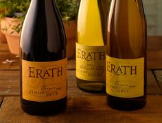 Oregon Wines-Book a town car and visit Erath Winery today http://www.limo.com/wine-tour-limo.php