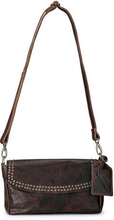 bab993d5e567a Vintage Bag MADELY von Cowboysbag in braun dunkel für Damen. Gr. 1