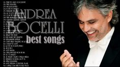 Best Of Andrea Bocelli - Top 30 Best Songs - Lo Mejor De Andrea Bocelli ...