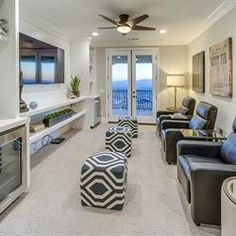 What's better than a movie room when you live minutes from Hollywood? Find your next home at Phoenix Crest in Rancho Cucamonga. New home community by Benchmark Communities.