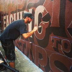Ged Palmer : Custom lettering and graphic design. #typography