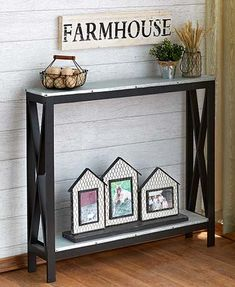 Country Farmhouse Home Accents