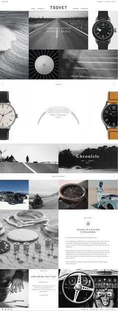 http://www.tsovet.com | #webdesign #it #web #design #layout #userinterface #website #webdesign < repinned by www.BlickeDeeler.de | Visit our website www.blickedeeler.de/leistungen/webdesign