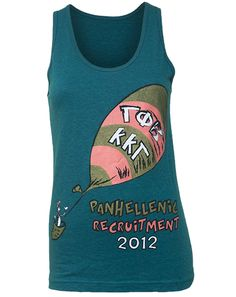 Panhellenic - would be cool for Rho Gamma recruitment Greek Week, Greek Life, Alpha Chi Omega, Alpha Phi, Kappa Kappa Gamma, Sigma Tau, Panhellenic Recruitment, Custom Greek Apparel, Sorority Outfits