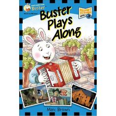 Buster Plays the Accordion (from Arthur Show)