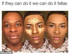 """17 On-Fleek Makeup Memes That Are Guaranteed To MAC You Blush - Funny memes that """"GET IT"""" and want you to too. Get the latest funniest memes and keep up what is going on in the meme-o-sphere. Dankest Memes, Funny Memes, Haha, Faith In Humanity, Make Me Smile, Equality, I Laughed, Funny Pictures, Funny Quotes"""