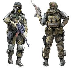 View an image titled 'Stalker Concept Art' in our Metro 2033 art gallery featuring official character designs, concept art, and promo pictures. Apocalypse Armor, Apocalypse Survival, Metro 2033, Character Concept, Character Art, Concept Art, Post Apocalyptic Art, Future Soldier, Dieselpunk