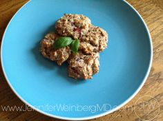 Sunny Cranberry Cookies | Integrative Nutrition Certified Health Coach | Jennifer L. Weinberg, MD, MPH, MBE