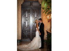 Ashlei and Joe | Married © @Kristen Weaver