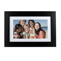 Panimage PI9001DW 9 Inch Digital Picture Frame (Black)