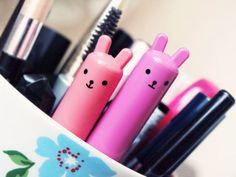 The Black Pearl Blog - UK beauty, fashion and lifestyle blog: More Korean beauty: Tony Moly Petite Bunny Gloss Bars