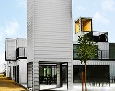 shipping container architecture news