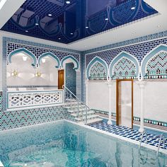 moroccan baths