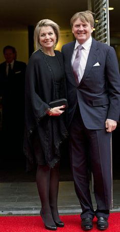 King Willem Alexander and Queen Maxima of Netherlands