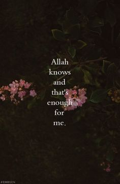 Allah is all I need. He is Most Merciful and I will stand before him on the Day of Judgment. Quran Quotes Love, Best Islamic Quotes, Quran Quotes Inspirational, Hadith Quotes, Beautiful Islamic Quotes, Ali Quotes, Reminder Quotes, Muslim Quotes, Prayer Quotes