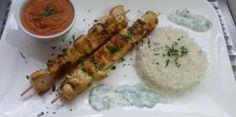 Cuisine Indienne - Mon Poulet Tikka Massala et son riz basmati