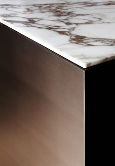 marble & brass in the kitchen, Quincoces-Dragò & Partners