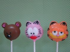 Garfield and friends!