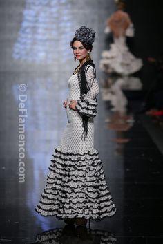 Fotografías Moda Flamenca - Simof 2014 - Hermanas Serrano 'Sueños' Simof 2014 - Foto 14