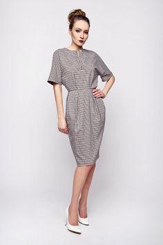 Szyjemy Sukienki Pretty Dresses, Dresses For Work, Thrifting, My Style, Skirts, Shopping, Classic, Fashion, Vestidos