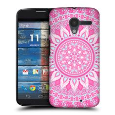 Head Case Mandala Protective Snap on Hard Back Case Cover for Motorola Moto X | eBay