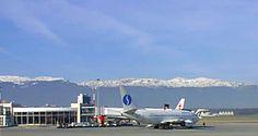 Geneva Airport, Switzerland