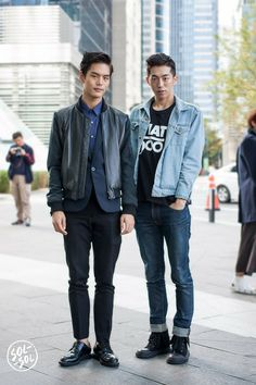 #seoul #fashion #men