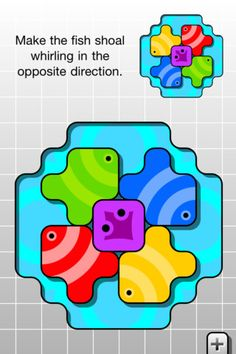 Sliding Tiles Deluxe. Pinned by Generation iKid.
