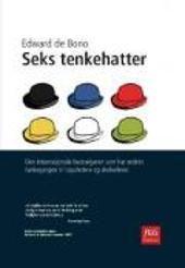 Edward De Bono: Seks tenkehatter (Language: Norwegian) Reading Lists, Language, Activists, Film, Designers, Movie, Film Stock, Movies, Films