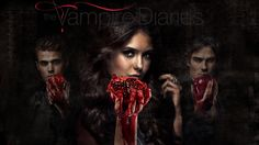 The Vampire Diaries #vampire #vampires #love #need #life #tvd #blood #fangs #damon #stefan #elena #salvatore