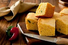 Kick Up the Flavor with Sweet & Spicy Recipes  Sweet & Spicy Cornbread