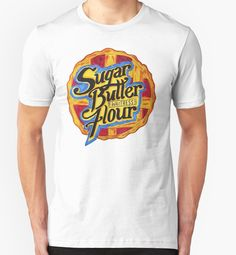 Sugar Butter Flour by Musicalligraphy