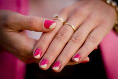 Really Easy Nail Art For Short Nails Pictures
