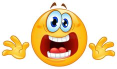 Illustration about Cute emoticon making a sad face. Illustration of color, cartoon, emoji - 18589362